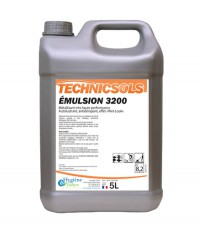 Emulsion 3200 - TECHNICSOLS - HYGIENE & NATURE - 5L