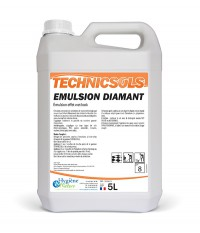 Emulsion Diamant - TECHNICSOLS - HYGIENE & NATURE - 5L