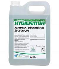 Nettoyant dégraissant écologique - HYGIENATUR - 5L - Ecolabel