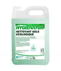 NETTOYANT SOLS ECOLOGIQUE HYGIENATUR 5L - Ecolabel
