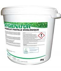 Pastilles lave-vaisselle HYGIECLAT - HYGIENE & NATURE -  3Kg - Ecolabel
