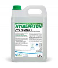 Liquide Vaisselle Mains Ecologique PRO PLONGE V HYGIENE & NATURE 5 L - Ecolabel