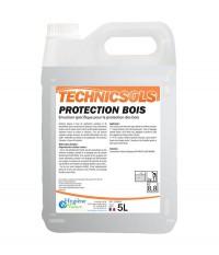 Protection bois - TECHNICSOLS - HYGIENE & NATURE - 5L