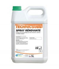 Liquide Spray Renovante - TECHNICSOLS - HYGIENE & NATURE - 5L