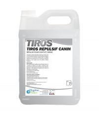 TIROS Répulsif Canin - 5 L - HYGIENES & NATURE