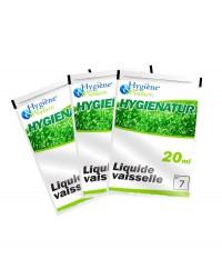 HYGIENATUR Liquide Vaisselle 20 ml x 250 - Ecolabel