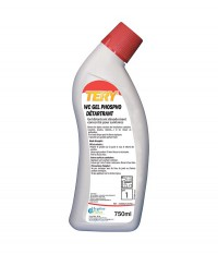 Gel WC Détartrant Phospho - TERY - HYGIENE & NATURE - 750mL