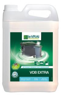 Désinfectant  VO8 EXTRA - LE VRAI Professionnel - 5L