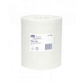 Essuie-mains en rouleau pure ouate blanc 450 format