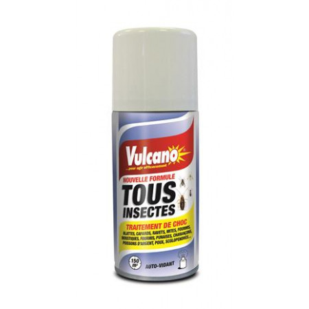 Insecticide VULCANO tous insectes one shot 150ml-ORCAD-