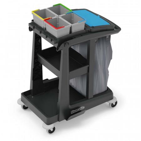 Chariot de lavage/ménage - ECO MATIC 1 - NUMATIC