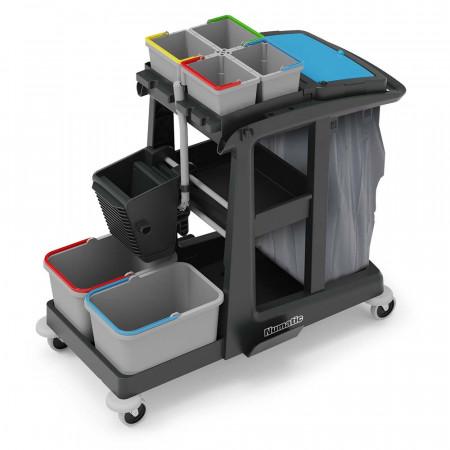 Chariot de lavage/ménage - ECO MATIC 3 - NUMATIC