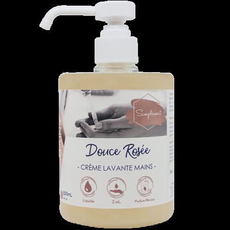 Crème lavante main Douce Rosée abricot SIMPLEMENT-HYDRACHIM-