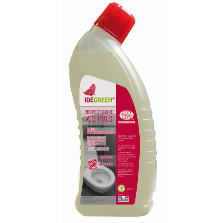 Respect'Home WC Puls' 750ml ECOCERT-IDEGREEN
